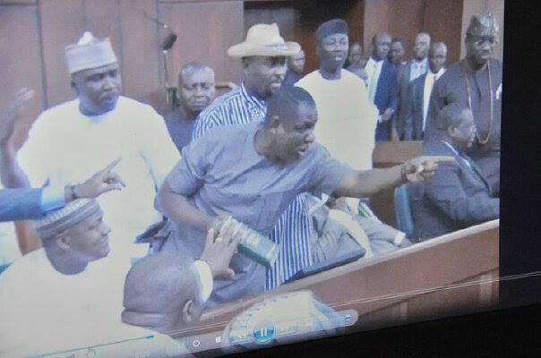 NASS, House of Representatives Fight