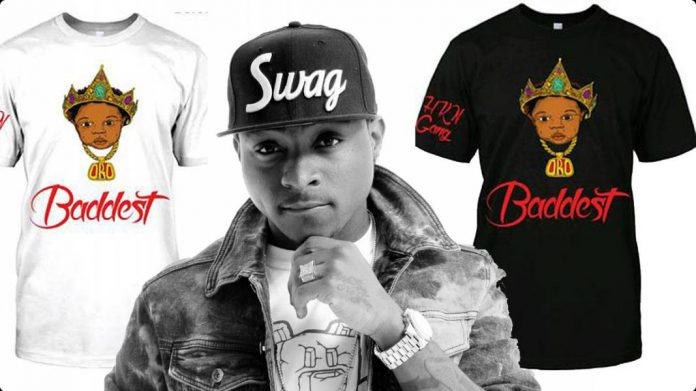 davido shirts clothing line