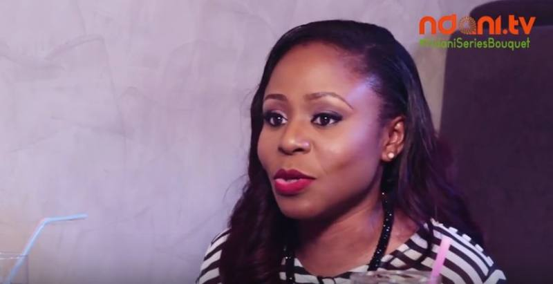 Host of The Gist - Toyosi Phillips