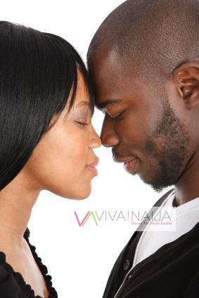black-couple-face-to-face