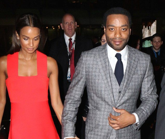 Chiwetel Ejiofor and Black date - Feature