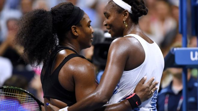 Serena and Venus Williams |©Getty Images