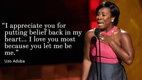 Uzo Speech