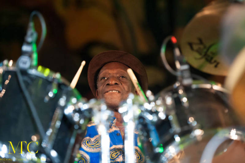 Tony Allen - the man, the drummer, the genius