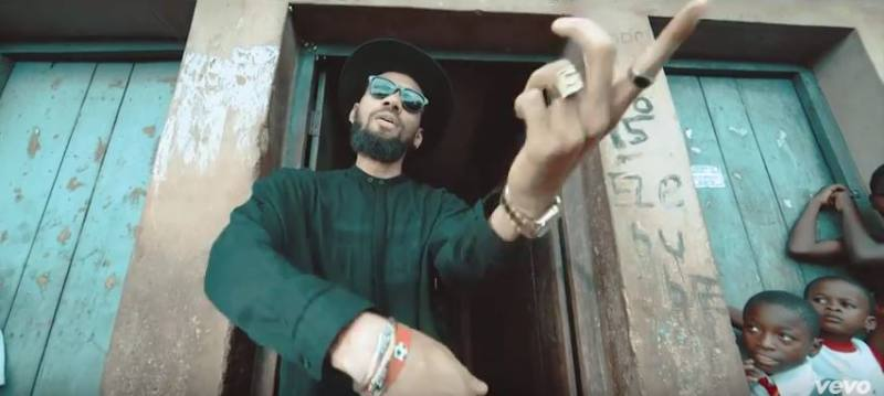 Phyno Connect Video
