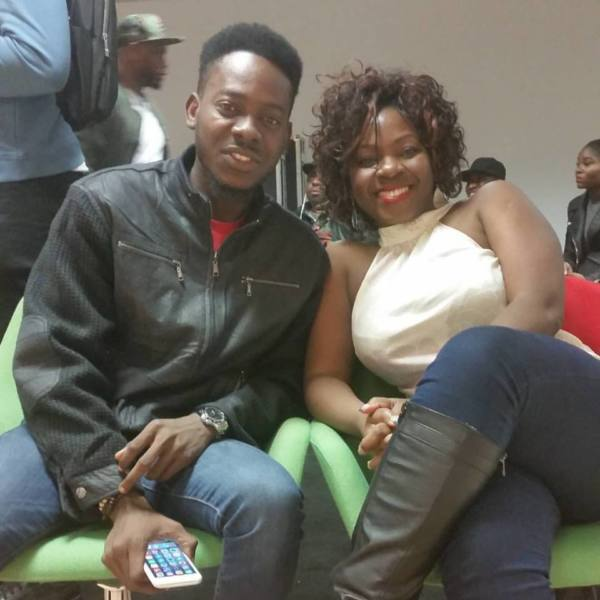 Rachel, Viva Naija and the gentleman and 'Orente' singer, Adekunle Gold