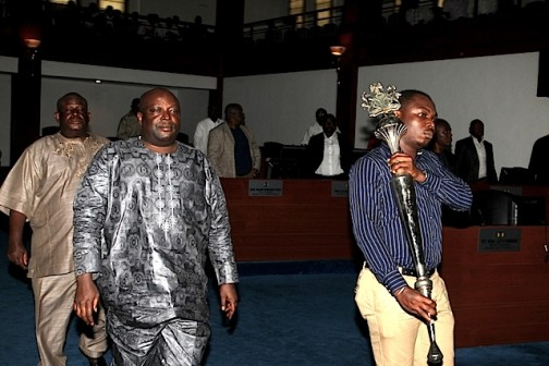 Speaker-of-the-Rivers-State-House-of-Assembly-entering-the-Chambers-for-