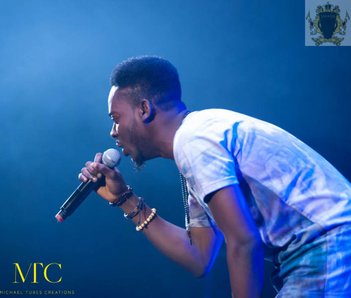 ©Michael Tubes Creations|Adekunle Gold - crooning for Nigeria!