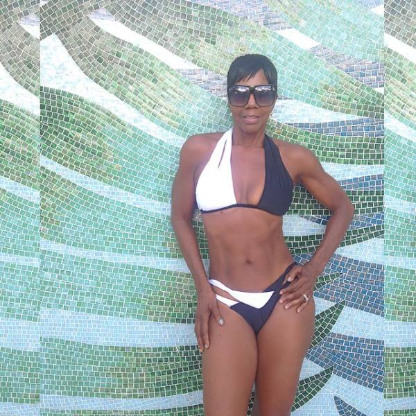 Ellen Ector, 63 y/o mother, grandmother, and fitness expert