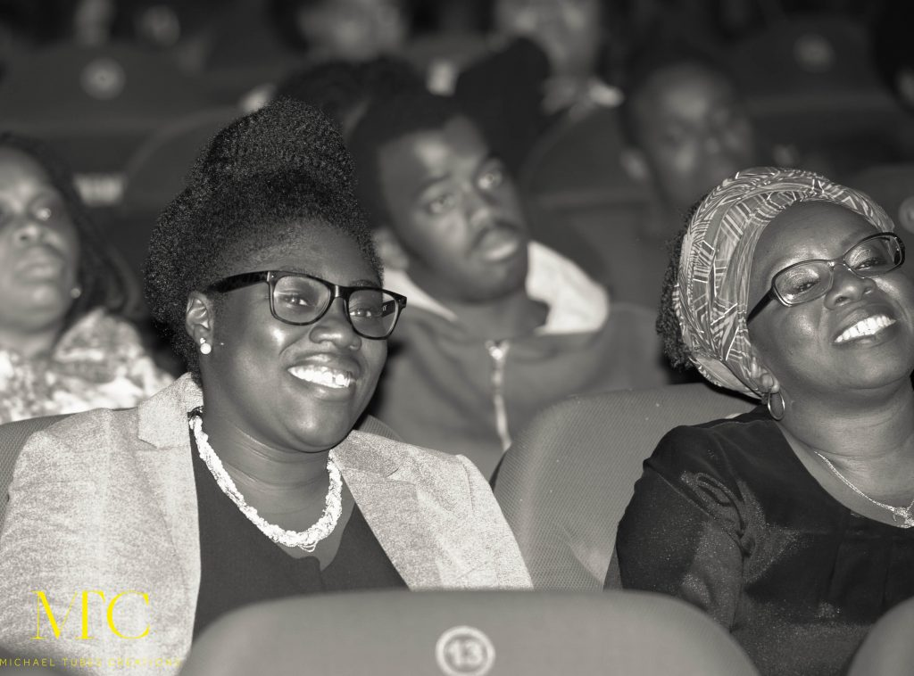 The First Lady UK premiere audience