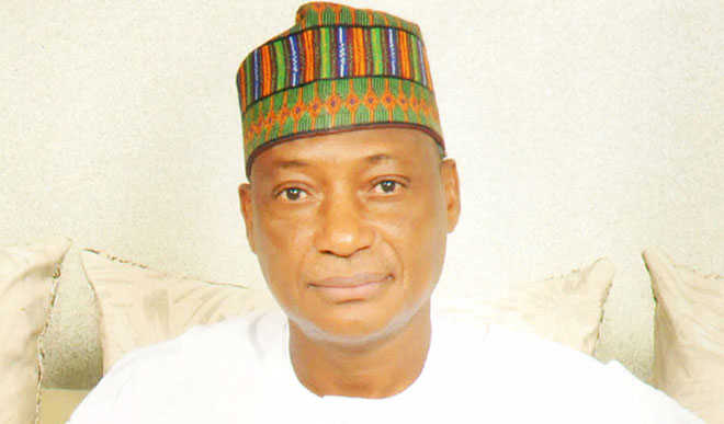 General Mansur Dan-Ali (rtd) Minister for defence