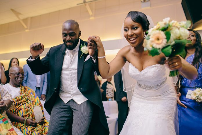 Kathleen and Rodney - Ghanaian Wedding - FDan Photography 27