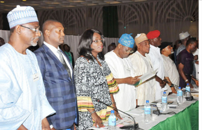 A CROSS-SECTION OF THE NEW MINISTERS