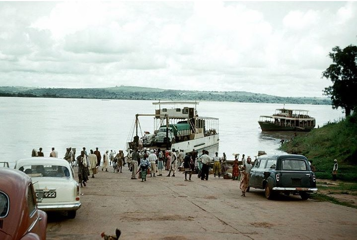 Asaba-Onitsha-ferry-crossing-1959