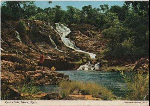 Gurara-Waterfalls