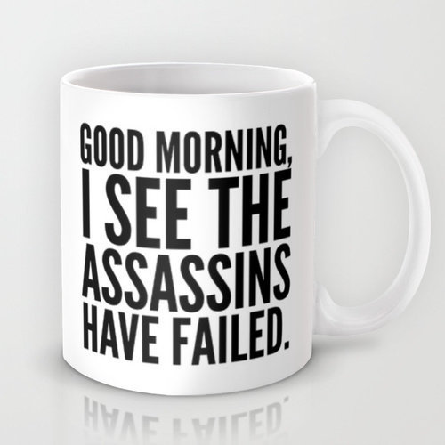 Hilarious Coffee Mugs That Make Your Morning Tell The Truth 5