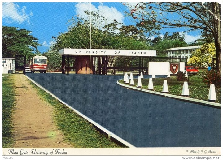 Main-Gate-University-of-Ibadan-1960s