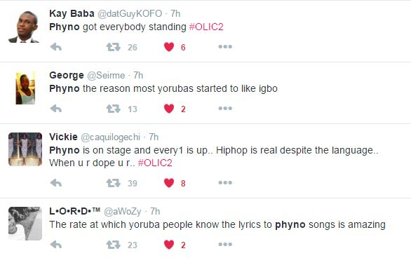 Phyno Twitter Comments 2
