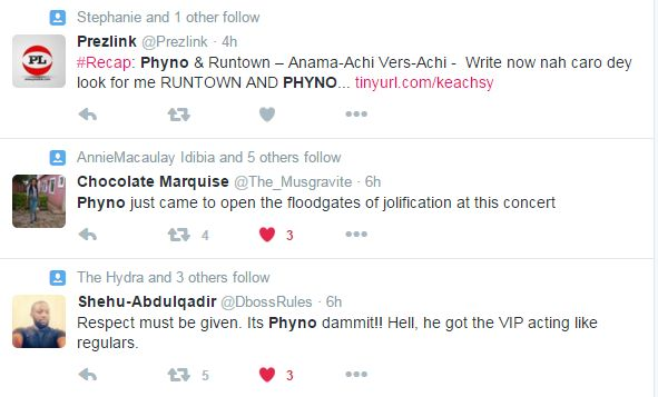 Phyno Twitter Comments 1