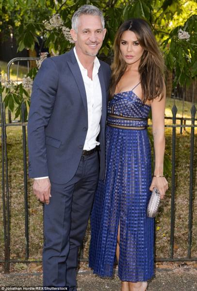 ©Daily Mail Gary Lineker and Danielle Bux Divorce