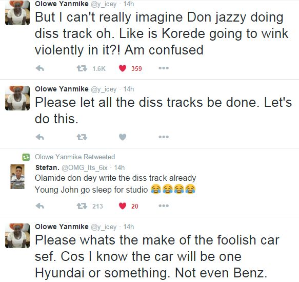 Olamide Don Jazzy Twitter Beef -19