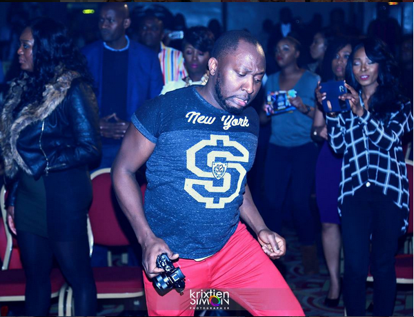 Sammie Okposo Praise Party 2016 #SOPPUK -4