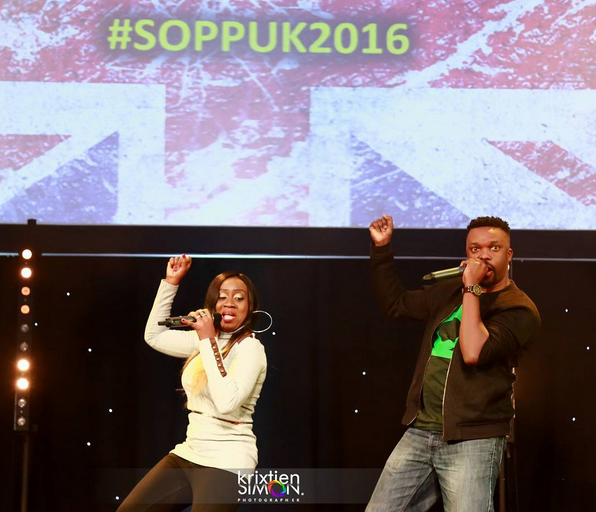 Sammie Okposo Praise Party 2016 #SOPPUK -3