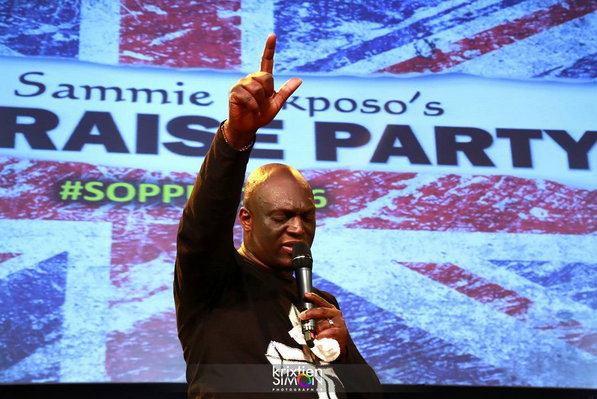 Sammie Okposo Praise Party 2016 #SOPPUK -1