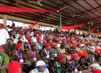politics in igboland - Igbo politicians promise never to support PDP again