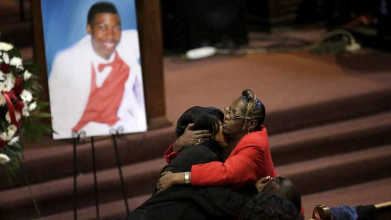 Police brutality - American Police Sues Victim's Family $10m -1