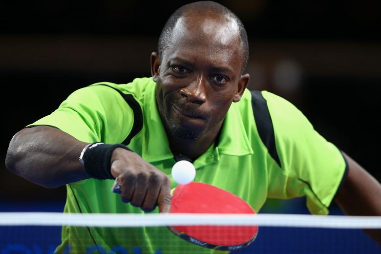 ITTF Africa - Segun Toriola - Table tennis - Olympics