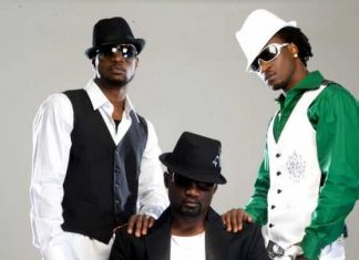 P-Square and Brother Jude Okoye -Feature