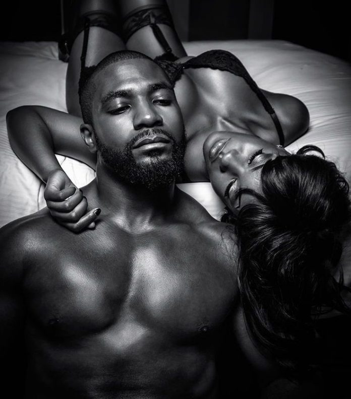 Freak For The Week|Sexy Black Couple Feature