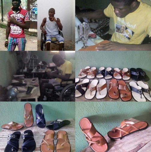 Tunde Lawal Shoes -Feature