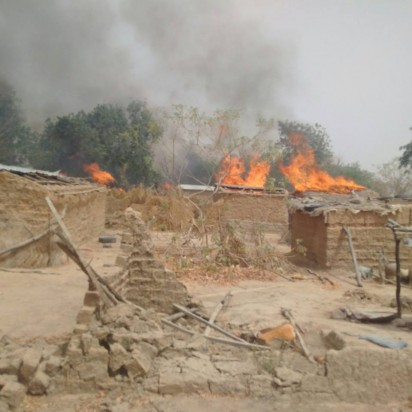 Boko Haram deserted villages