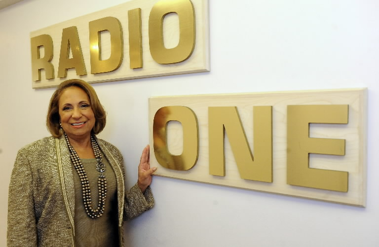 Cathy Hughes, Radio One