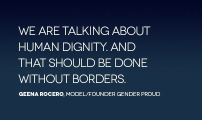 Gender Proud - Geena Rocero