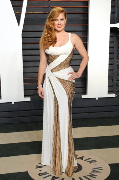 Oscars 2016 Amy Adams