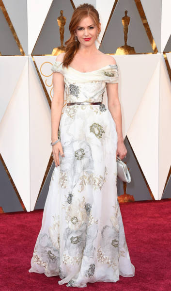 Oscars 2016 isla fisher