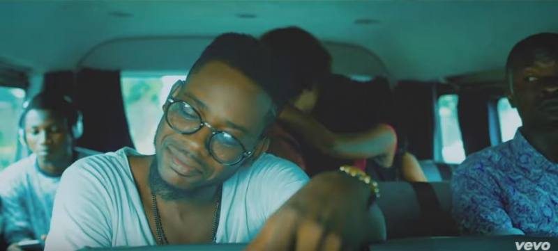 Adekunle Gold - Ready Video Stills -1
