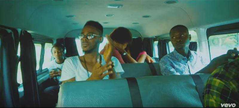 Adekunle Gold - Ready Video Stills -2