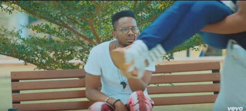 Adekunle Gold - Ready Video Stills -3