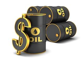 Crude oil prices