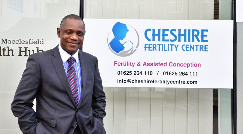 Dr Edi-Osagie - Cheshire Fertility Centre 1