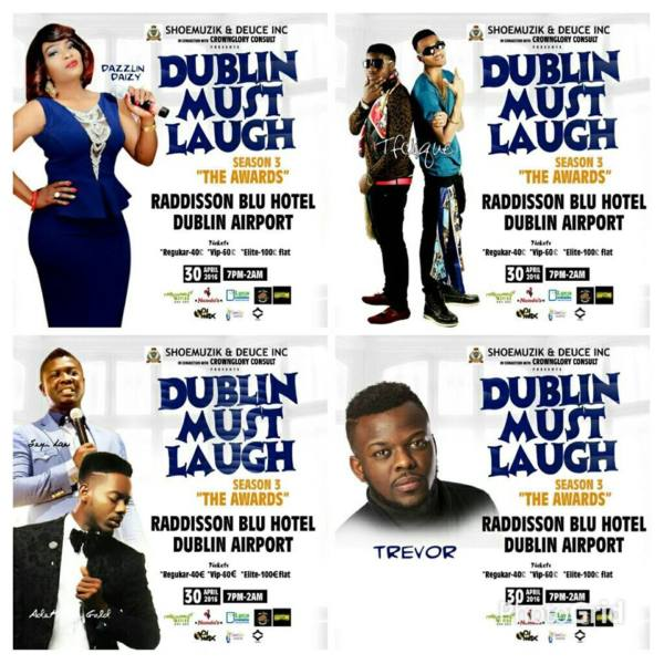 Dublin Must Laugh Season 3 -2