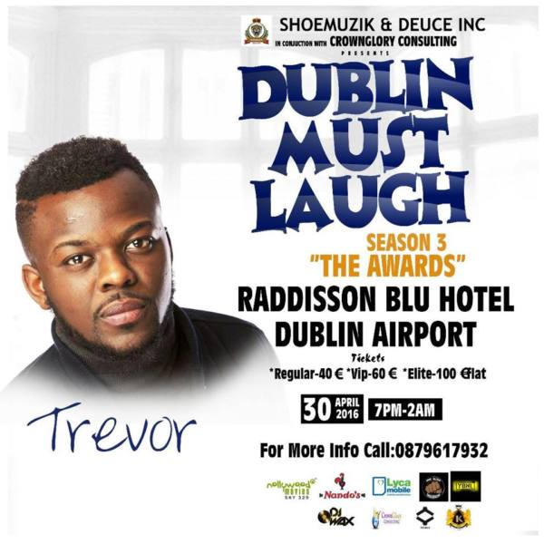 Dublin Must Laugh Season 3 -6