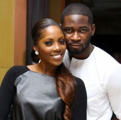 Teebillz and Tiwa Savage