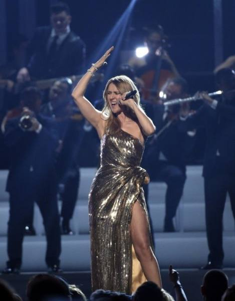 Celine Dion - The Show Must Go On 2