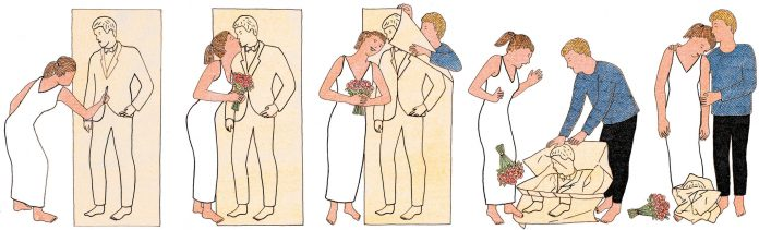 ©NY Times|Marry the wrong person - Marion Fayolle
