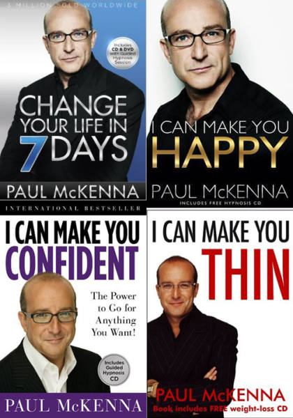 Paul McKenna Books